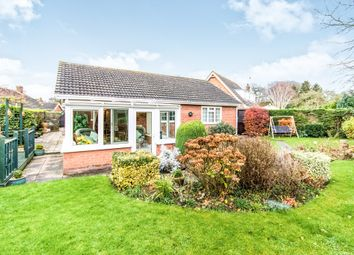 Thumbnail 3 bed detached bungalow for sale in Watery Lane, Dunholme, Lincoln