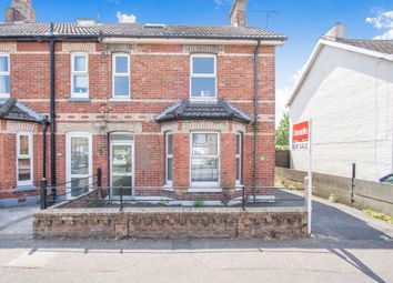 Thumbnail 3 bed semi-detached house for sale in Latimer Road, Winton, Bournemouth