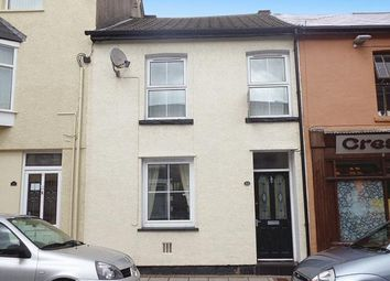 Thumbnail 4 bed terraced house for sale in Katie Street, Blaengarw