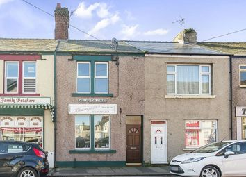 Thumbnail 1 bed terraced house for sale in Wellington Street, Millom