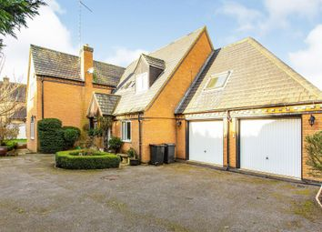 Thumbnail 5 bed detached house for sale in Riverview Gardens, Denford, Kettering