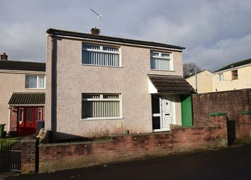 Thumbnail 3 bed detached house for sale in Radnor Way, Cwmbran