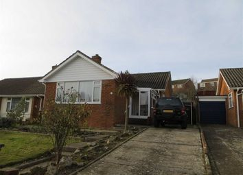 Thumbnail 3 bed detached bungalow for sale in Ashford Road, Hastings, East Sussex