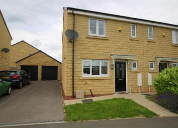 Thumbnail 3 bed semi-detached house for sale in The Fairway, Darlington