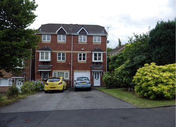 Thumbnail 3 bedroom terraced house to rent in Gilbrook Way, Rochdale, Greater Manchester