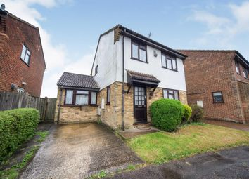 Thumbnail 3 bed detached house for sale in Crawley Close, Slip End, Luton
