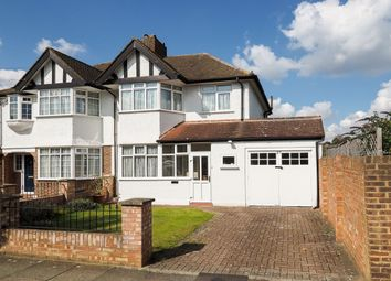 Thumbnail 3 bed semi-detached house for sale in Rustington Walk, Morden