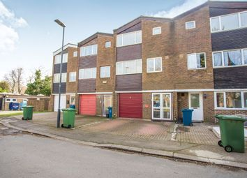 Thumbnail 3 bed town house for sale in Blackwell Close, Harrow