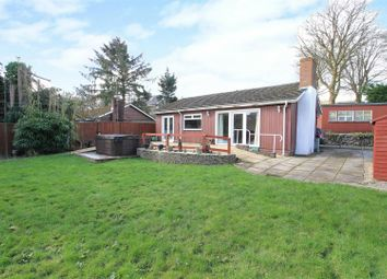 Thumbnail 2 bedroom detached bungalow for sale in Trecastle, Brecon