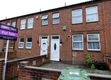 Thumbnail 3 bed terraced house for sale in Garganey Walk, London