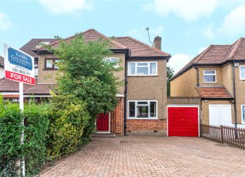 Lyndhurst Avenue, Pinner, Middlesex HA5. 3 bed semi-detached house