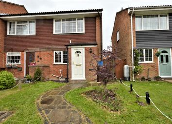 Thumbnail 2 bed end terrace house to rent in Abinger Drive, Chatham