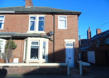 Thumbnail 3 bedroom terraced house for sale in Westfield Crescent, Newbiggin-By-The-Sea