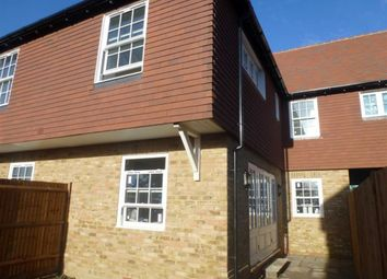 Thumbnail 3 bed terraced house for sale in Bell Lane, Staplehurst, Kent