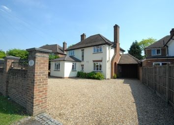 Thumbnail 4 bed detached house for sale in Gore Road, Burnham, Slough