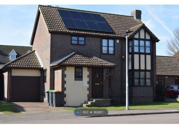 Thumbnail 4 bed detached house to rent in Riverview Way, Kempston, Bedford