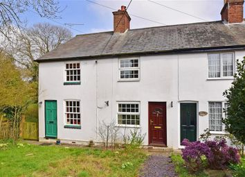 Thumbnail 2 bed terraced house for sale in Howfield Lane, Chartham Hatch, Canterbury, Kent
