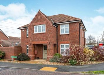 Thumbnail 4 bedroom detached house for sale in Elliot Drive, Churchbridge, Cannock, Staffordshire