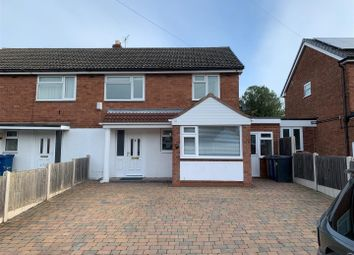 Thumbnail 4 bed semi-detached house to rent in Swallow Croft, Lichfield
