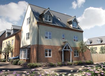 """Thumbnail 4 bed detached house for sale in """"The Saxtead"""" at High Street, Sandhurst"""