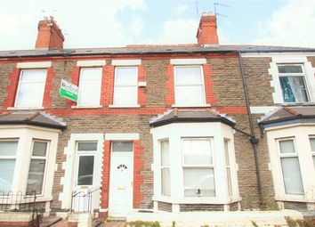Thumbnail 1 bedroom terraced house to rent in Whitchurch Road, Cardiff