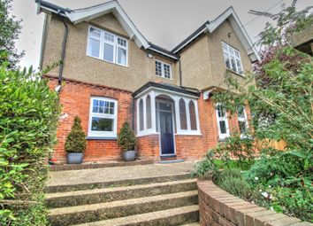 Thumbnail 3 bed detached house for sale in Dover Road, Ringwould, Deal