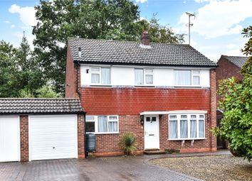 Thumbnail 3 bed link-detached house for sale in Nightingale Gardens, Sandhurst, Berkshire