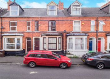 Thumbnail 2 bed terraced house to rent in Birrell Road, Forest Fields, Nottingham