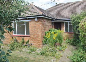 Thumbnail 3 bed semi-detached bungalow for sale in Johns Road, Meopham, Gravesend