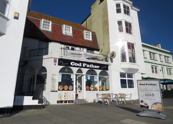 Thumbnail Commercial property for sale in East Parade, Hastings