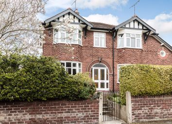 Thumbnail 4 bed detached house for sale in Delvine Drive, Upton, Chester