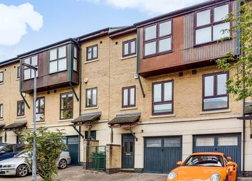 Thumbnail 3 bedroom town house for sale in Constable Avenue, Britannia Village, London