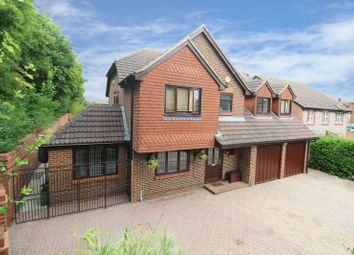 Thumbnail 5 bed detached house for sale in Tennyson Close, Horsham