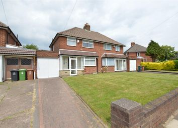 Thumbnail 3 bed semi-detached house for sale in Stanhope Way, Pheasey Estate Great Barr, Great Barr, Birmingham