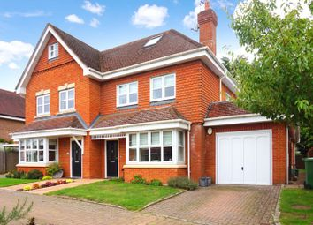 Magnolia Drive, Banstead SM7. 4 bed semi-detached house for sale