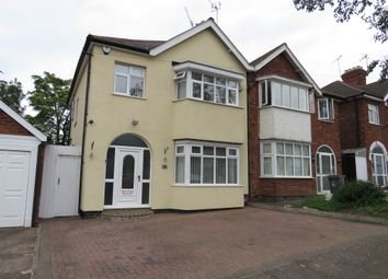 3 bed semi-detached house for sale in Romway Road, Evington, Leicester LE5