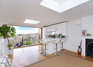 Thumbnail 3 bedroom flat for sale in Waldemar Avenue, London