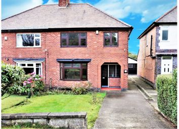 Thumbnail 3 bedroom semi-detached house to rent in Little Shaw Lane, Markfield
