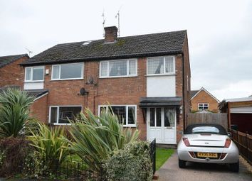 Thumbnail 3 bedroom semi-detached house for sale in Chestnut Close, Hoole, Chester