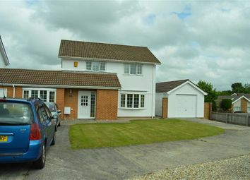 Thumbnail 3 bed link-detached house for sale in Plas Cadwgan, Swansea