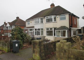 Thumbnail 3 bed semi-detached house to rent in Ridgeacre Road, Quinton, Birmingham