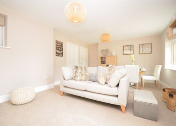Thumbnail 2 bed flat for sale in Lanthornes Court, Woodcote Side, Epsom