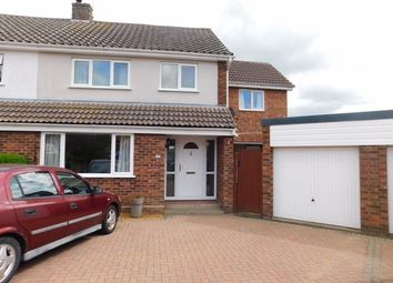 Thumbnail 4 bed semi-detached house for sale in Cavendish Road, Stowmarket