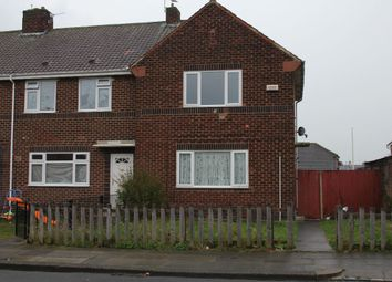 Thumbnail 3 bedroom terraced house to rent in Milbank Road, Hartlepool