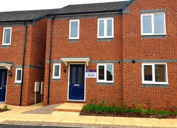 Thumbnail Semi-detached house to rent in Birmingham Road, Lichfield