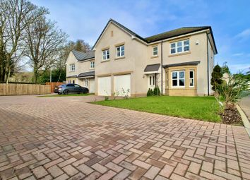 Thumbnail 5 bed property for sale in Ashludie Hospital Drive, Monifieth, Dundee