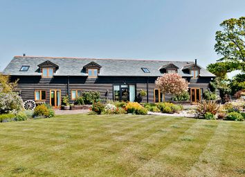 Thumbnail 5 bed barn conversion to rent in Steels Lane, Chidham, Chichester