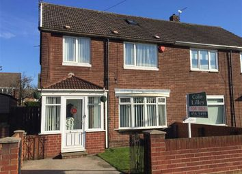 Thumbnail 4 bedroom semi-detached house for sale in Rembrandt Avenue, South Shields