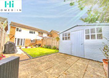 Southdown Way, Storrington, Pulborough RH20. 3 bed semi-detached house