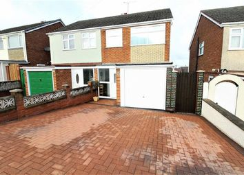 Thumbnail 2 bedroom semi-detached house for sale in Lea Green Avenue, Foxyards Estate, Tipton